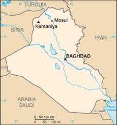 Bombningar i norra irak igen