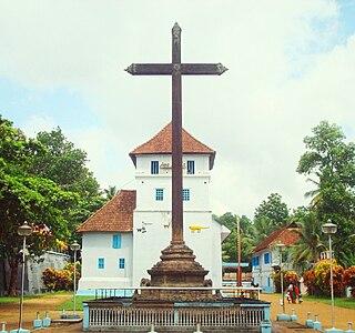 Kaduthuruthy Valiya Palli Church