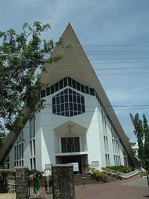 Roman Catholic Archdiocese of Verapoly - Image: Kapal pali Kochi