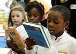 Kareem Abdul-Jabbar helps motivate JBA youth to read 131001-F-OE121-342.jpg