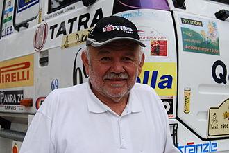 Karel Loprais - Karel Loprais