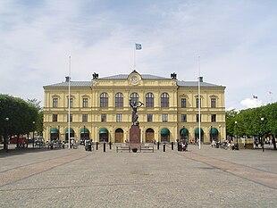 Karlstad Town Square