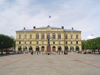 Karlstad - Karlstad Town Square