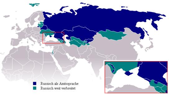 Die russischsprachige Welt