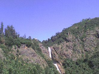 Katary Falls - Katery Falls in 2010