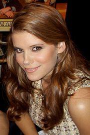 Kate na première de We Are Marshalls (dezembro de 2006).