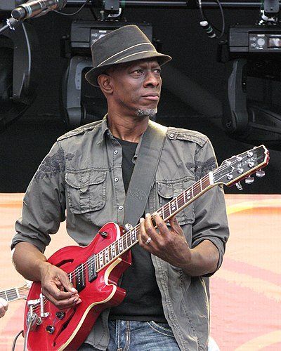 Picture of a band or musician: Keb' Mo'