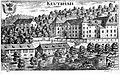 Keutschach altes Schloss Valvasor 1688.jpg