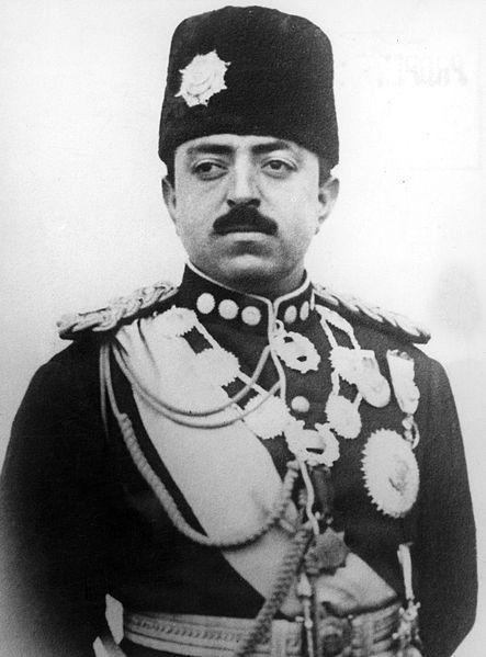 Archivo: El rey Amanullah Khan.jpg