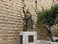 King David Monument in Jerusalem (9200945962).jpg