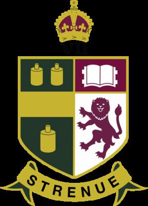 King Edward VII School, Johannesburg - Image: King Edward VII School Crest