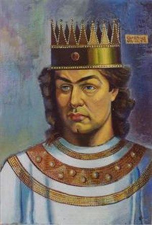 Boxing in Armenia - King Varazdat of Armenia