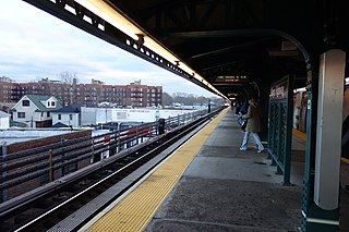 Kings Highway station (IND Culver Line) New York City Subway station in Brooklyn