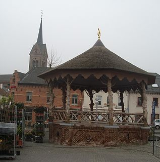 Lummen Municipality in Flemish Community, Belgium