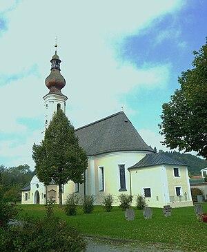 Altenmarkt an der Alz - Kirche St. Ägidius