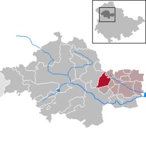 Kirchheilingen - Image: Kirchheilingen in UH