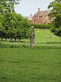 Kirklandhill Standing Stone - geograph.org.uk - 905450.jpg