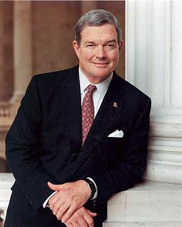 Kit Bond Former United States Senator from and Governor of Missouri