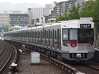 Kita-Osaka Kyuko 9000 series Japanese train type