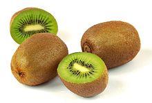 Kiwi, kiwifruit