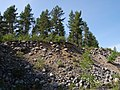 Klyftamon boulders.JPG