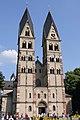 Koblenz im Buga-Jahr 2011 - Basilika St Kastor 02.jpg