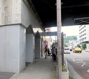 Koganechō Station - Koganechō Station, 2015