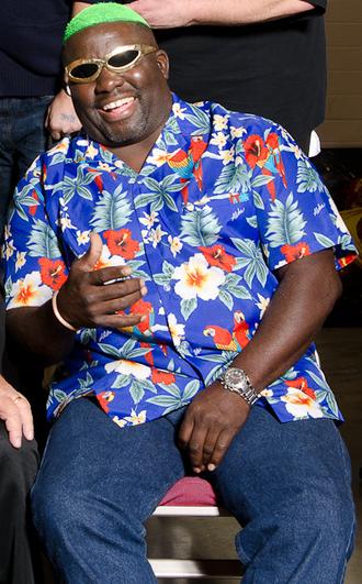 Koko B. Ware - Image: Koko B Ware 2011
