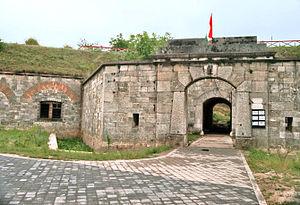 Komárom - Image: Komárom Fort Igmánd