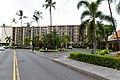Kona Iron man start Marriot Hotel Big island Hawaii (32405193628).jpg