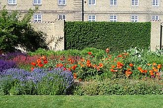 Rosenborg Castle Gardens - One of the avenues