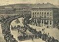 Korona díszmenet a Széna téren, Budapesten. 1896-06-08 1896-26.jpg