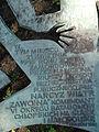 Krakow planty pomnik Narcyz Wiatr 02 A576.JPG