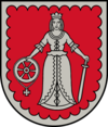 Coat of arms of Kuldīga Municipality