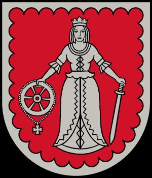 Kuldīga Municipality - Image: Kuldīgas novads COA