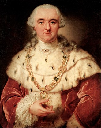 Christian Cannabich - Prince elector Charles Theodore, Cannabich's sovereign and employer