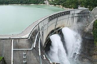 Toyama Prefecture - Kurobe Dam