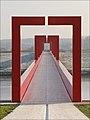 L'Axe Majeur de Dani Karavan (Cergy) - panoramio.jpg