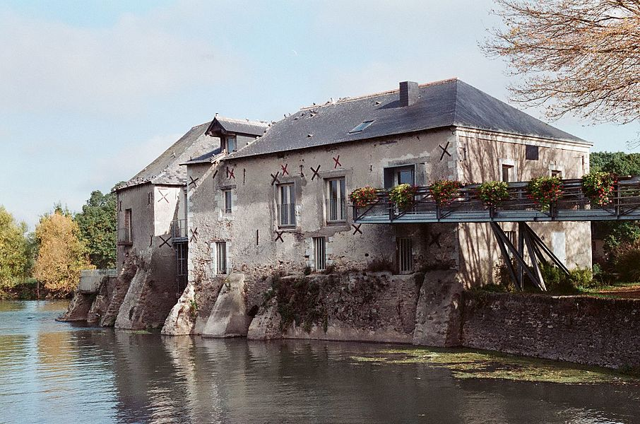 Watermill of Villevêque