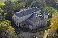 Légi felvétel, a külsővati Schmidt-kastély.jpg