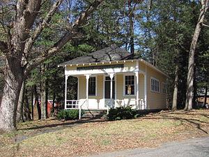 Asbury Grove - L. B. Bates Memorial Library