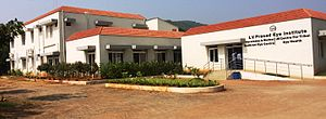 L. V. Prasad Eye Institute, Rayagada Centre - Wikipedia