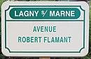 L1725- Plaque de rue - Avenue Robert Flamant.jpg