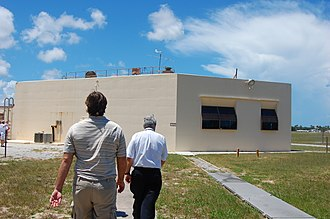 Cape Canaveral Air Force Station Launch Complex 5 - Image: LC 5 blockhouse