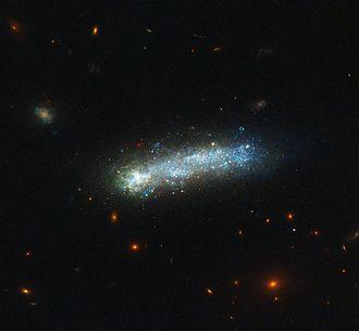 Lyon-Meudon Extragalactic Database - LEDA 36252 can be found in the HyperLEDA database.
