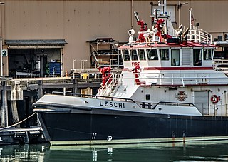 <i>Leschi</i> (fireboat) fireboat