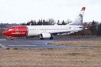 LN-NGN - B738 - Norwegian