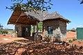 LUMO Community Wildlife Sanctuary main gate from the south in Kenya.jpg