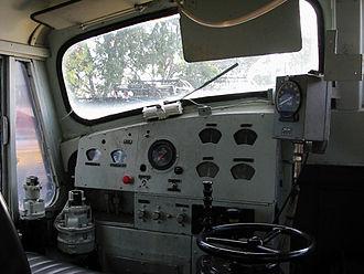 Victorian Railways L class - Image: L 1150 cab