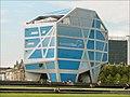 La Humboldt-Box vue de la Spree (Berlin) (6287327556).jpg
